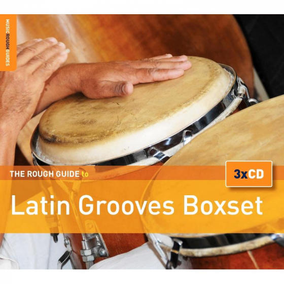 The Rough Guide To Latin Grooves Boxset