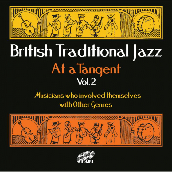 British Traditional Jazz - At A Tangent Vol.2