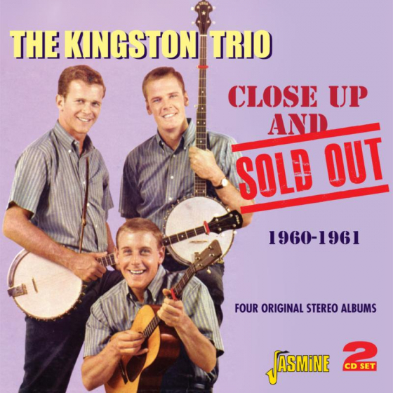 Close Up And Sold Out- Four Original Stereo Albums 1960-1961