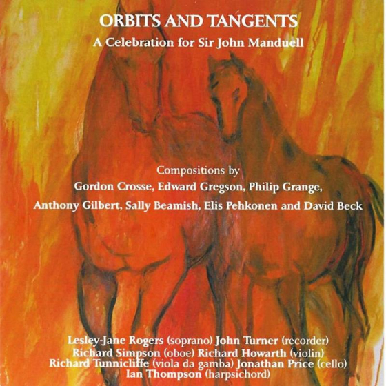 Orbits and Tangents - A Celebration for Sir John Manduell