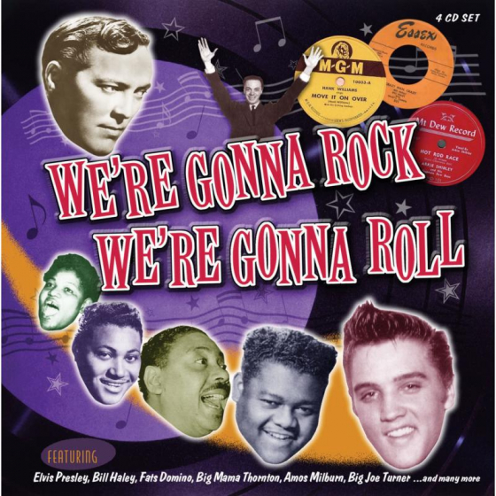 We're Gonna Rock We're Gonna Roll