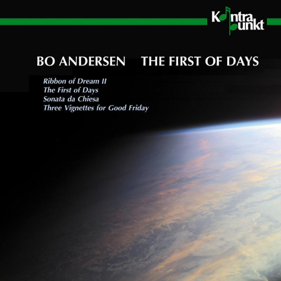 Bo Andersen: The First of Days