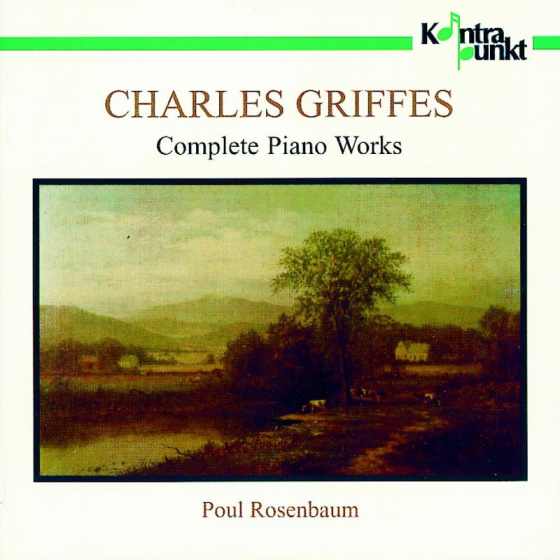 Charles Griffes: Complete Piano Works