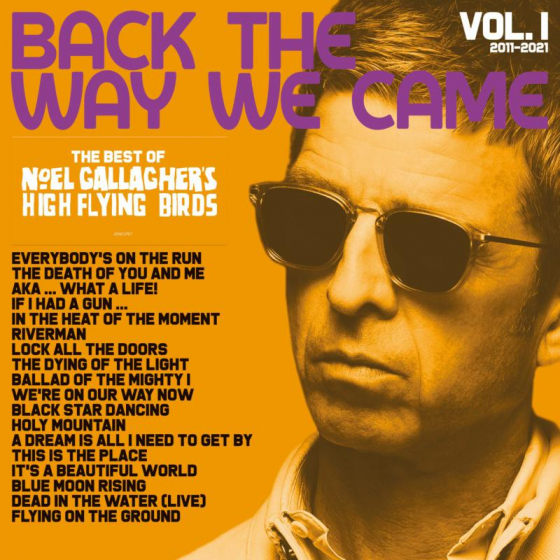 Back The Way We Came: Vol. 1 (2011 - 2021 [Deluxe CD]