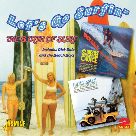 Let's Go Surfin': The Birth Of Surf