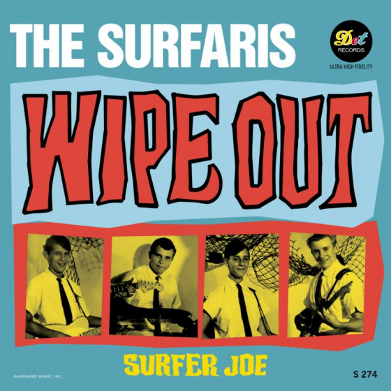 Wipe Out / Surfer Joe