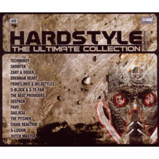 Hardstyle: The Ultimate Collection Vol. 1 2010