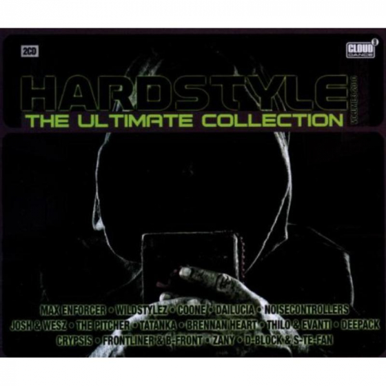 Hardstyle The Ultimate Collect