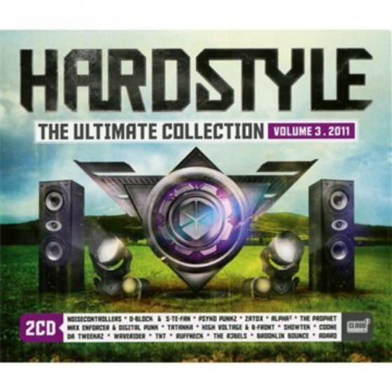 Hardstyle The Ultimate Collection