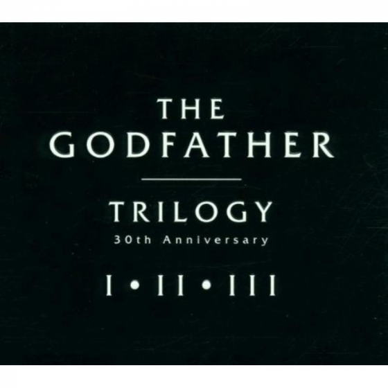The Godfather Trilogy - 30th Anniversary