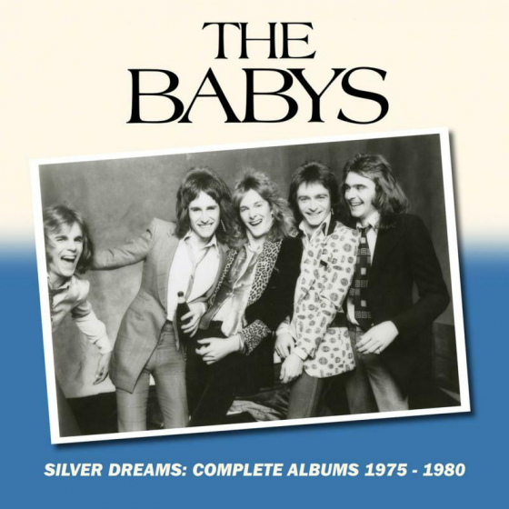 Silver Dreams: Complete Albums 1985-1990: 6CD Clamshell Boxset