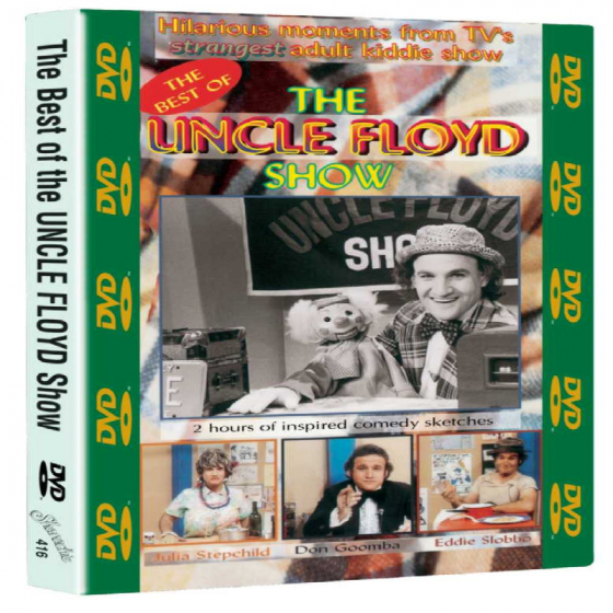 The Uncle Floyd Show - The Best Of The Uncle Floyd Show [DVD