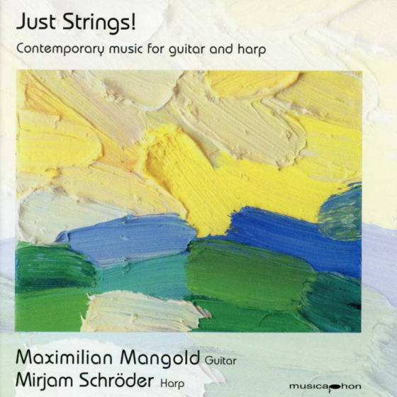 Just Strings - Works For Guitar And Harp