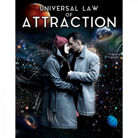 Universal Law Of Attraction (DVD)