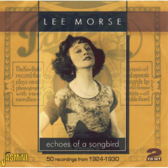 Echoe's Of A Songbird: 50 Recordings From 1924-1930