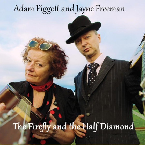 The Firefly And The Half Diamond