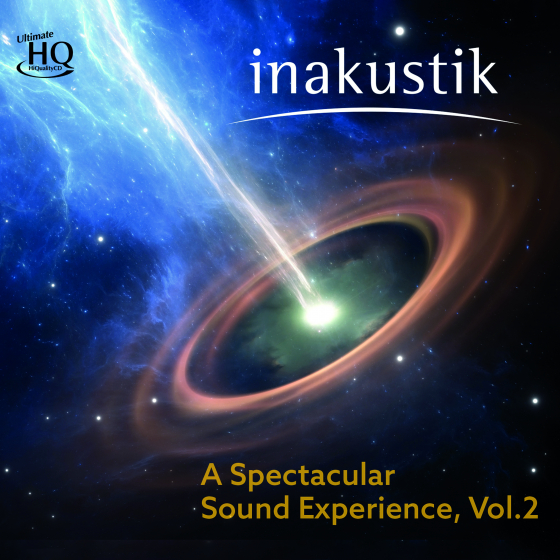 A Spectacular Sound Experience, Vol. 2 (UHQCD)