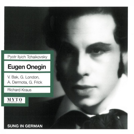 Eugene Onegin (Sung in German  Munich 1954