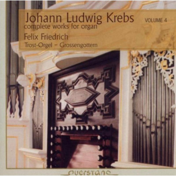 Complete Works for Organ Vol 4