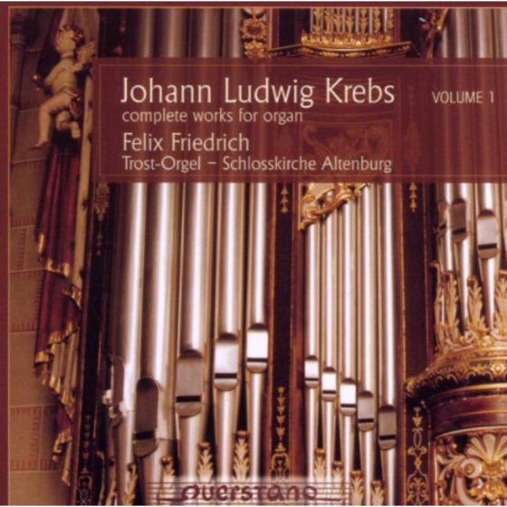 Complete Works for Organ Vol 1