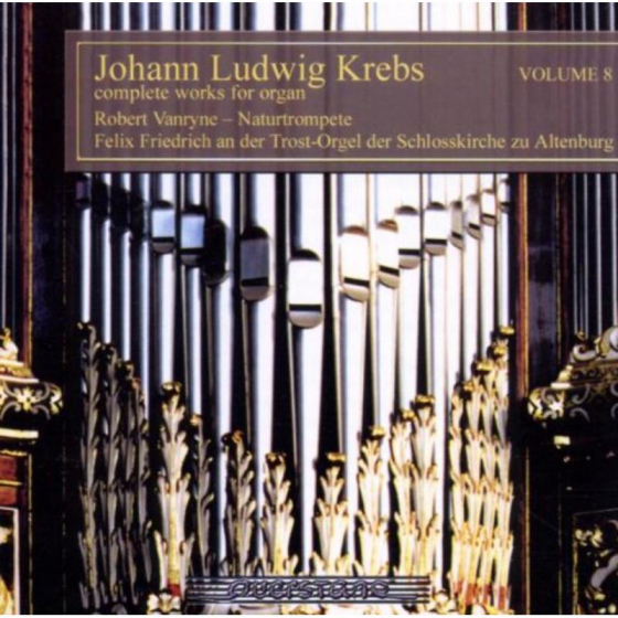 Complete Works for Organ Vol 8