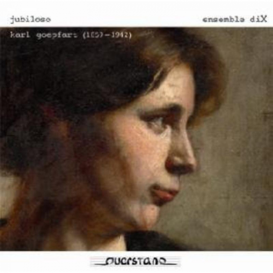 Jubiloso - Chamber music for winds and piano