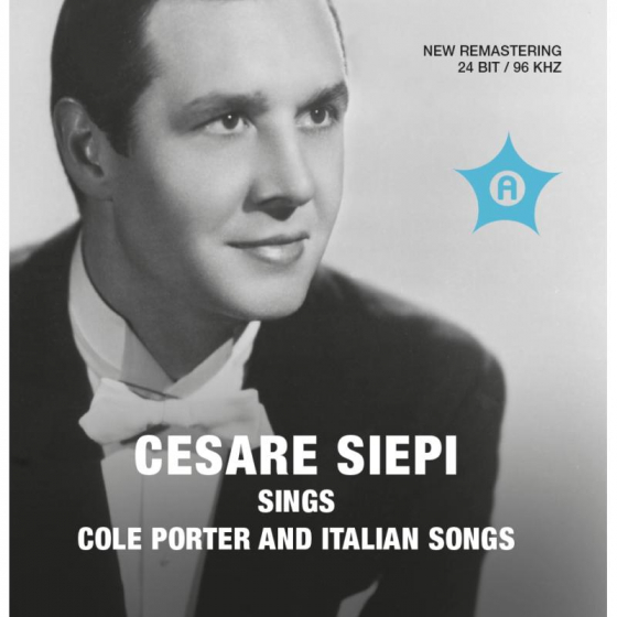Cesare Siepi sings Cole Porter and Italian Songs