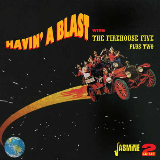 Havin' a Blast with The Firehouse Five Plus Two