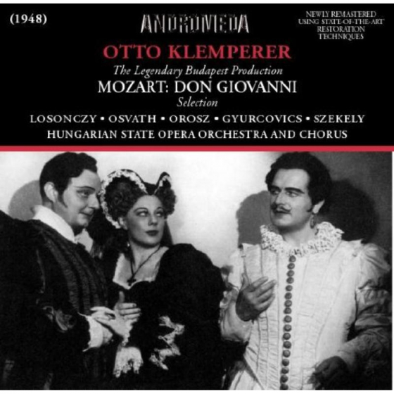Don Giovanni - Sung in Hungarian