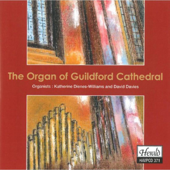 The Organ of Guilford Cathedral