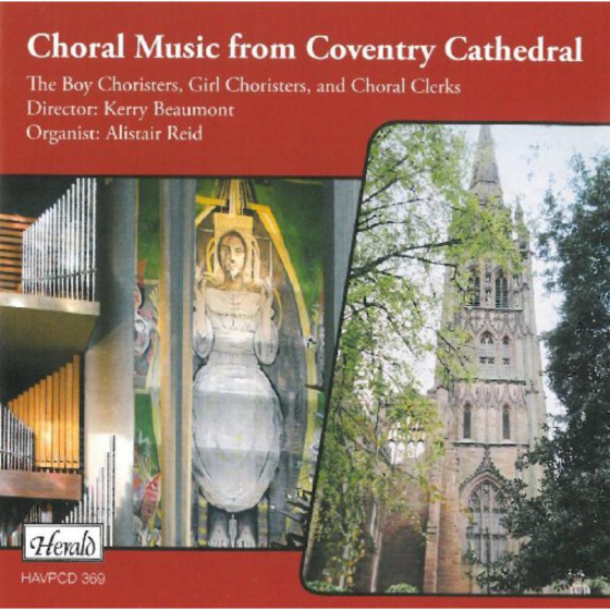 Choral Music from Coventry Cathedral