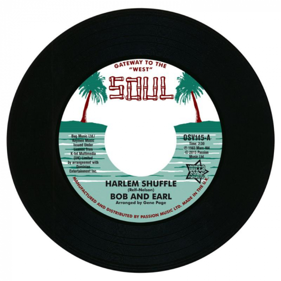 Harlem Shuffle / Backfiled In Motion