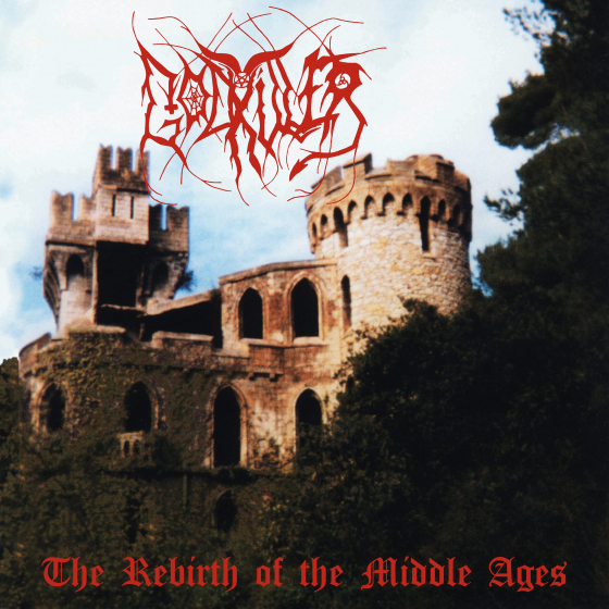 """The Rebirth Of The Middle Ages ( 12"""" Vinyl EP )"""
