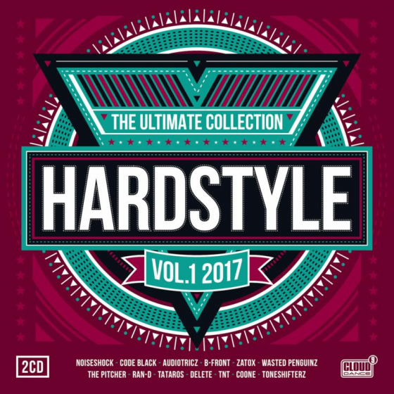 Hardstyle: The Ultimate Collection - 2017 (Vol.1)