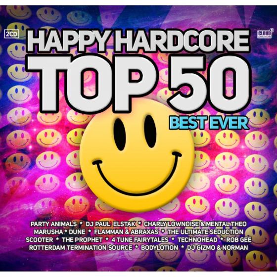 Happy Hardcore Top 50 Best Ever