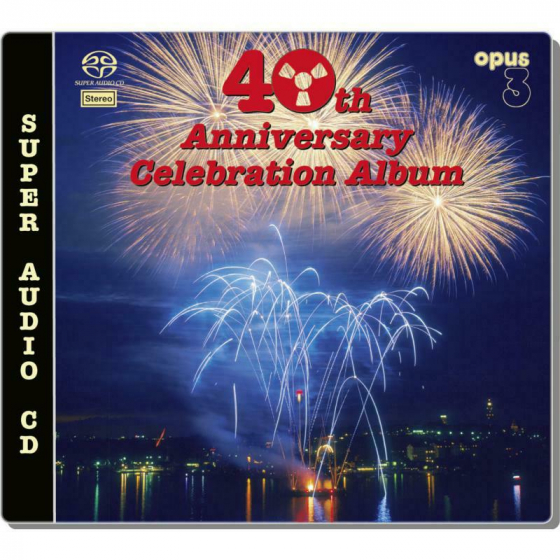 Opus 3: 40th Anniversary Celebration Album