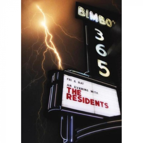 Bimbo 365: An Evening With The Residents