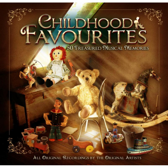 Childhood Favourites - 50 Treasured Musical Memories