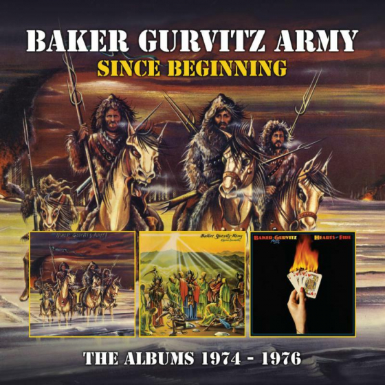 Since Beginning ~ The Albums 1974-1976
