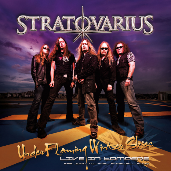 Stratovarius - Under Flaming Winter Skies  Live In Tampere