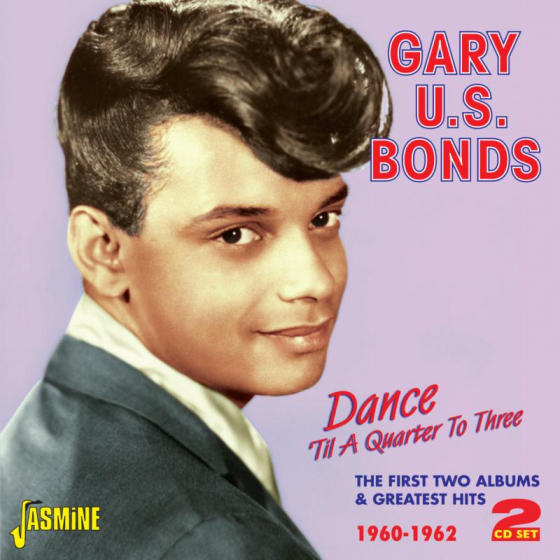 Dance 'Til a Quarter to Three - The First Two Albums and Greatest Hits - 1960-1962