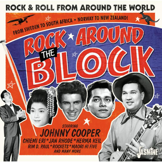 Rock Around the Block Vol. 1 - Rock and Roll from Around The World