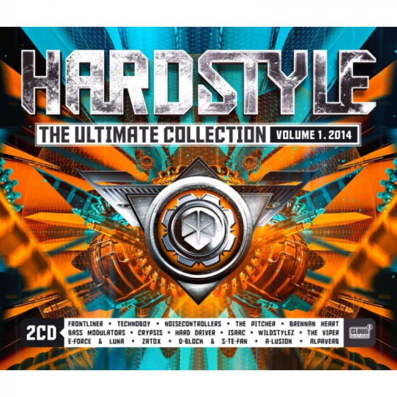 Hardstyle: The Ultimate Collection Vol.1 2014