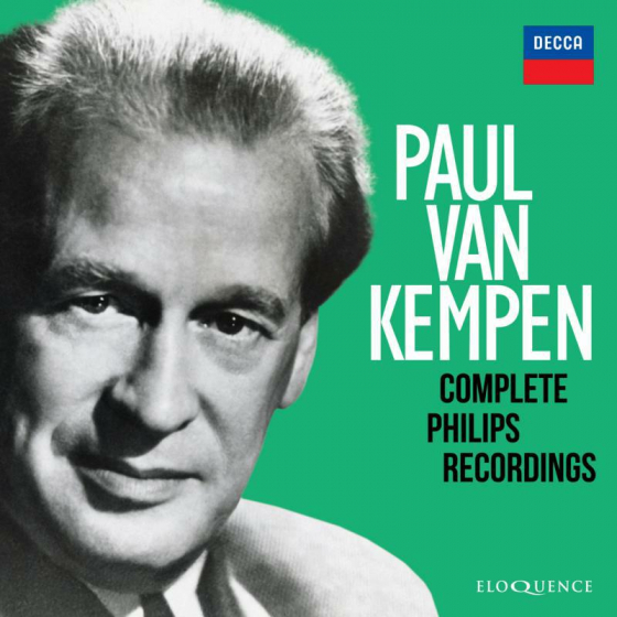 Paul Van Kempen - The Complete Philips Recordings (10CD)