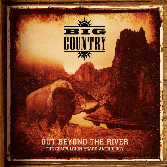 Out Beyond The River ~  The Compulsion Years Anthology: 6 Disc (5CD/1DVD) Remastered Boxset