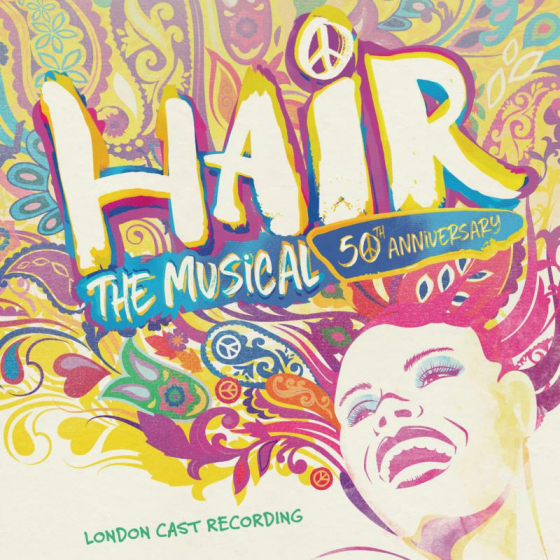 Hair: The Musical (50th Anniversary Cast Recording)