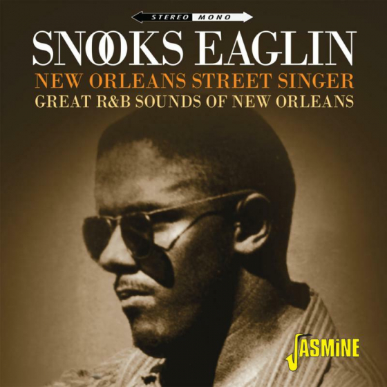 New Orleans Street Singer - Great R&B Sounds of New Orleans