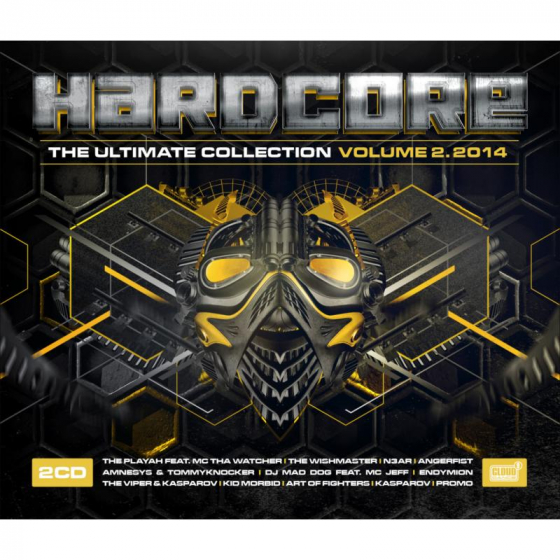 Hardcore: The Ultimate Collection Volume 2 2014