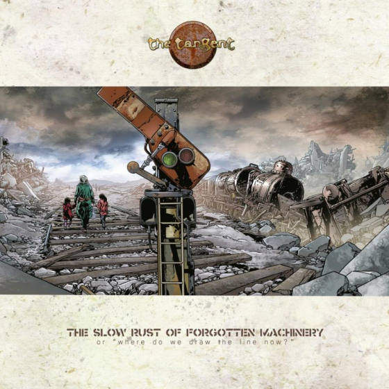 The Slow Rust Of Forgotten Machinery (CD Jewelcase)