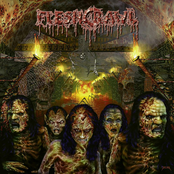 As Blood Rains From The Sky...We Walk The Path Of Endless Fire (LP)